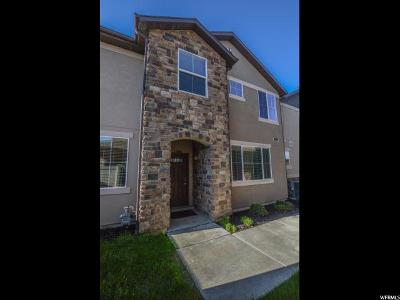 Davis County Townhouse For Sale: 1146 N Wiltshire Dr W