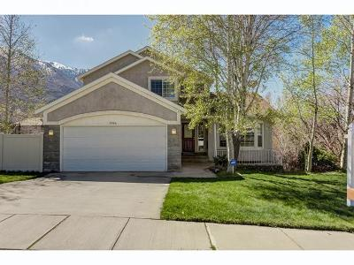 Sandy Single Family Home For Sale: 1994 E Harmony Grove Way