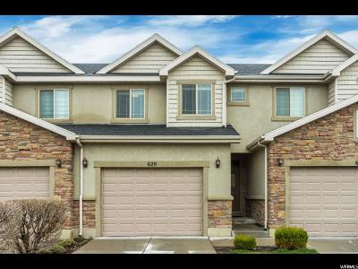 American Fork Townhouse For Sale: 629 E 110 S