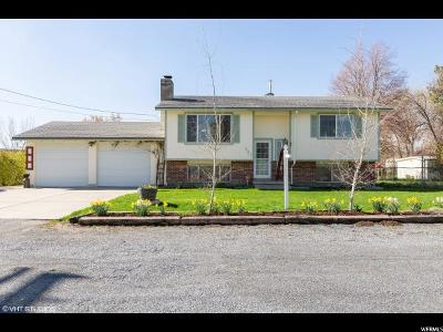 Grantsville Single Family Home Under Contract: 367 W Apple St S