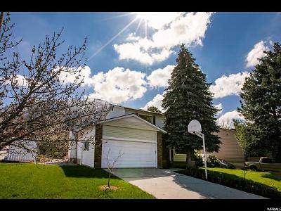 Cottonwood Heights Single Family Home For Sale: 7813 S Oakledge Rd E