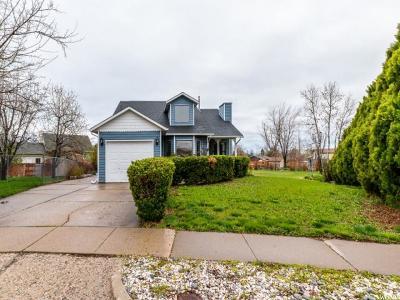 Davis County Single Family Home For Sale: 2115 W 1225 N