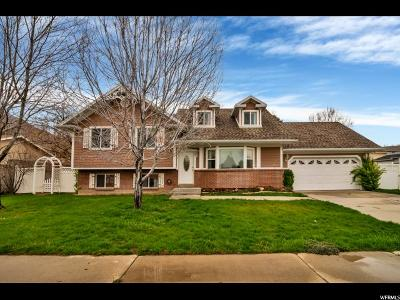 Orem Single Family Home For Sale: 1928 N 280 W
