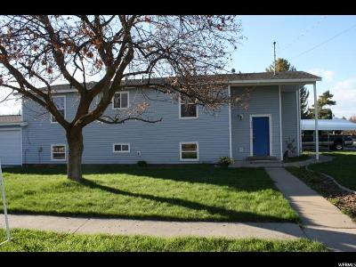 Hyrum Single Family Home For Sale: 426 S Rosewood Dr