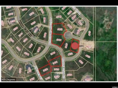 Weber County Residential Lots & Land For Sale: 5869 Wildflower Ct