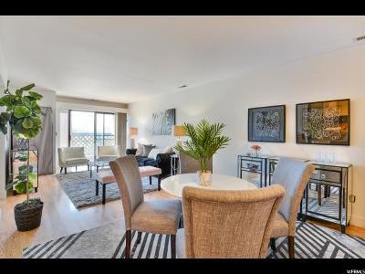 Salt Lake City Condo For Sale: 160 S 600 E #403