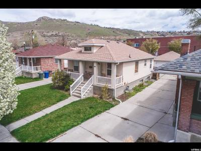 Salt Lake City Single Family Home For Sale: 574 N Pugsley St W