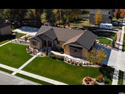 Lehi Single Family Home For Sale: 1758 Country Ln
