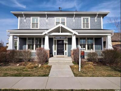 South Jordan Single Family Home For Sale: 10941 S Navarro Way