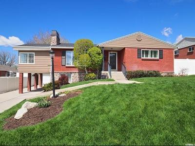Holladay Single Family Home For Sale: 2131 E Terra Linda Dr S