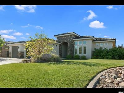 St. George Single Family Home For Sale: 2282 E 3350 S