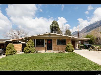 Provo Single Family Home For Sale: 1329 E 580 S