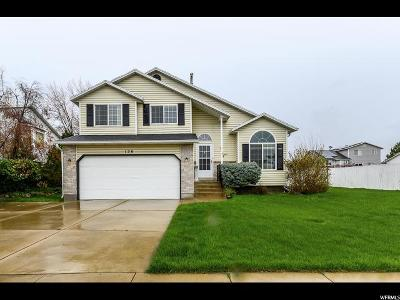 Davis County Single Family Home For Sale: 126 W 1425 N