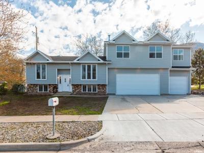 Weber County Single Family Home For Sale: 1856 N 500 E