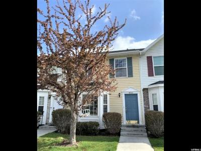 Provo Townhouse For Sale: 930 N Independence W