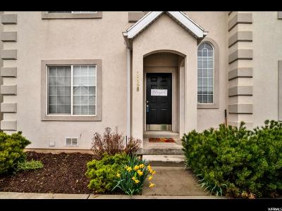 Pleasant Grove Townhouse For Sale: 1158 W 1080 N