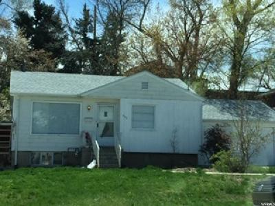 Weber County Single Family Home For Sale: 955 E 32nd S