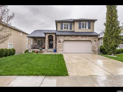 Cedar Hills Single Family Home Backup: 10477 Doral Dr