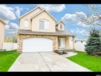 Salt Lake City Single Family Home For Sale: 625 N Redwood Rd #4