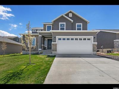 Santaquin Single Family Home For Sale: 442 Slate Dr