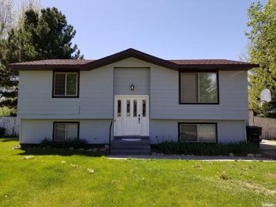 Wasatch County Single Family Home For Sale: 295 N 500 W