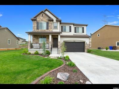 Eagle Mountain Single Family Home For Sale: 9002 Suffolk Ln