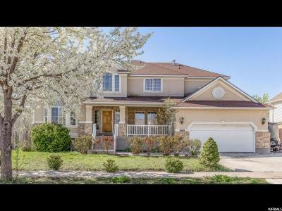 Salt Lake City Single Family Home For Sale: 1869 W Dale Ridge Ave