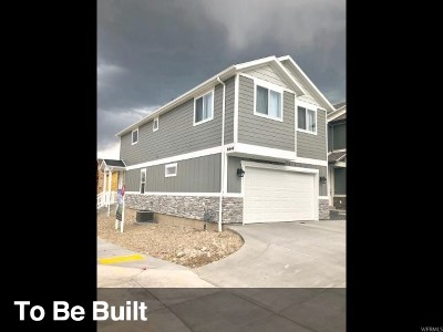 Eagle Mountain Single Family Home For Sale: 3858 Cunning Hill Dr #H61