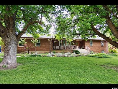 Pleasant View Single Family Home For Sale: 3750 N 1100 W
