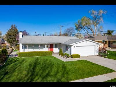 Salt Lake City Single Family Home For Sale: 1512 S Ken Rey St E