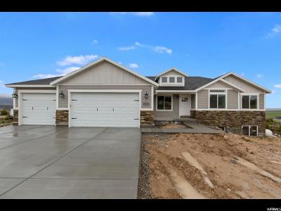 Tooele County Single Family Home For Sale: 2345 W Ridgeline Rd