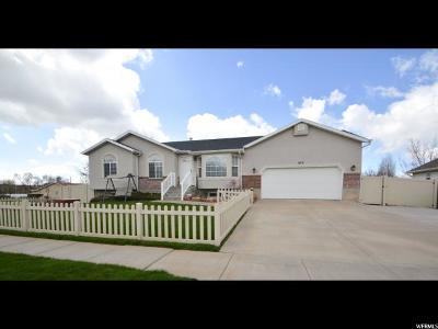 Kaysville Single Family Home Under Contract: 819 Crimson Ln