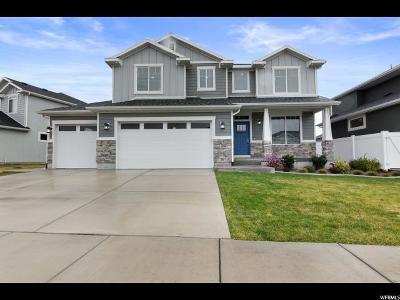 Vineyard Single Family Home Under Contract: 158 E Zen Rd