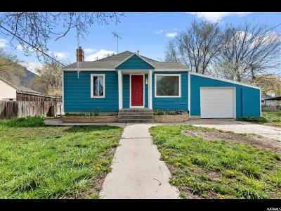 Pleasant Grove Single Family Home For Sale: 410 N 200 E