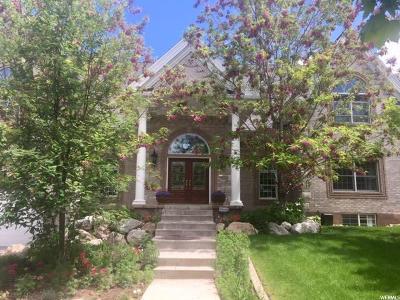 Salt Lake City Single Family Home For Sale: 2209 S Dallin St
