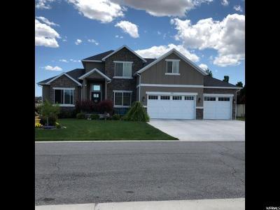 Grantsville UT Single Family Home For Sale: $514,900