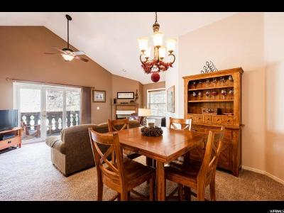 Wasatch County Condo For Sale: 991 Grindelwald Ln #6