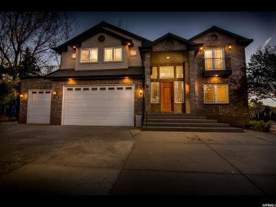 Bountiful Single Family Home For Sale: 78 E 3100 S