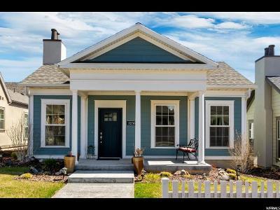 South Jordan Single Family Home For Sale: 11256 S Chicory Ln W