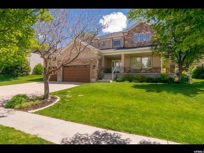Sandy Single Family Home For Sale: 11543 S Sunburn Ln E