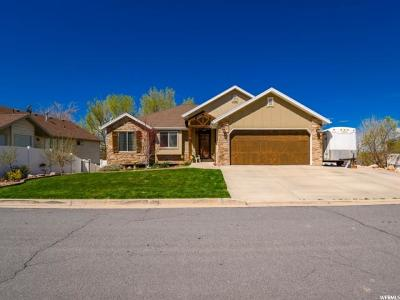 Davis County Single Family Home For Sale: 105 N Osborne Cir