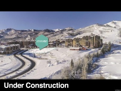 Park City Condo For Sale: 2670 Canyons Resort Dr #318