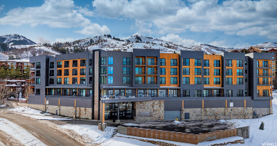 Park City Condo For Sale: 2670 Canyons Resort Dr #412
