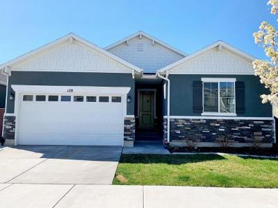 Orem, Lindon, Vineyard Single Family Home For Sale: 128 E 425 N