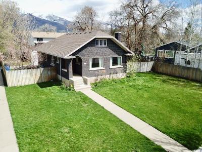 Davis County Single Family Home For Sale: 207 S 200 E