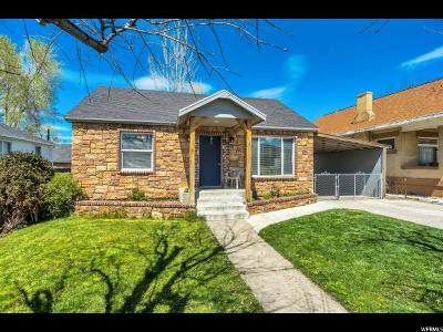 Payson Single Family Home Under Contract: 570 W Utah Ave N
