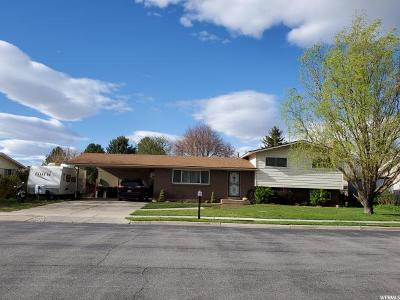 Spanish Fork Single Family Home For Sale: 1035 E 180 S