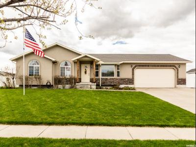 Hyrum Single Family Home For Sale: 601 W 150 N