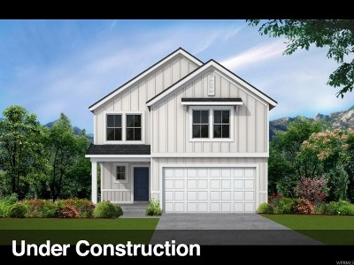 Herriman Single Family Home Under Contract: 14854 S Messi St #454