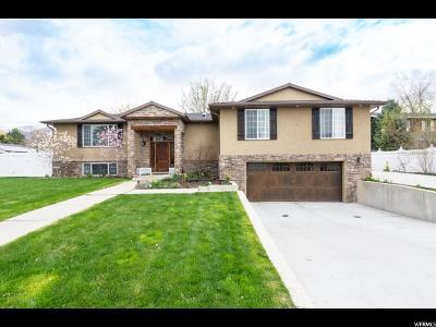 Kaysville Single Family Home For Sale: 686 N 275 E